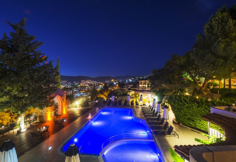 Hotel Manastir and Suites, Bodrum, Havuz