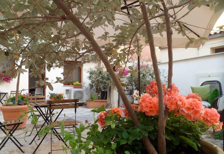 Residence Cortile Antico, Trapani, Terrazza/Patio