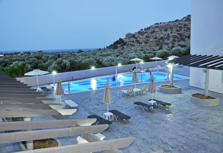 Daniel Luxury Apartments, Rhodes