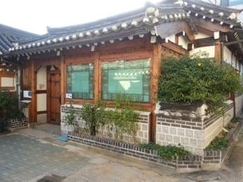 首爾舍廊房韓屋村賓館的圖片