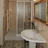 Quarto Duplo ou Twin Económico, Casa de Banho Privativa, Pátio - Casa de banho