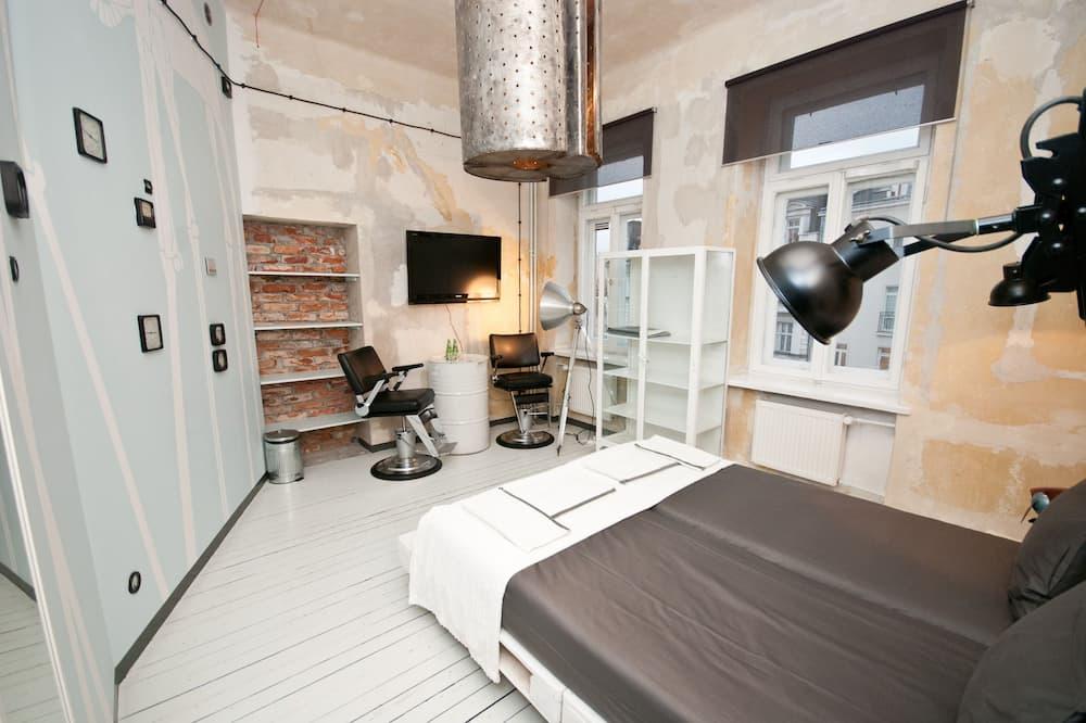Pokój Dwuosobowy/Pokój typu Twin z łazienką poza pokojem - Pokój