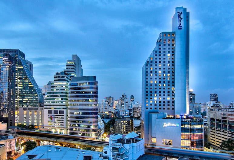 ラディソン ブル プラザ ホテル バンコク, バンコク, 外装