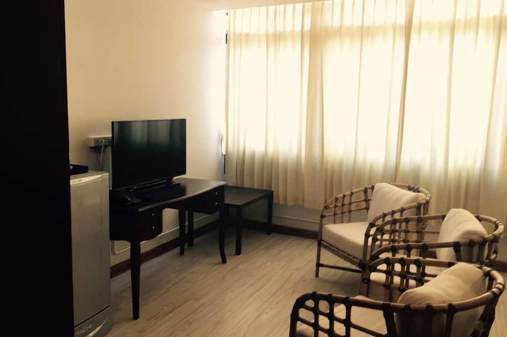 Deluxe Family Room - منطقة المعيشة