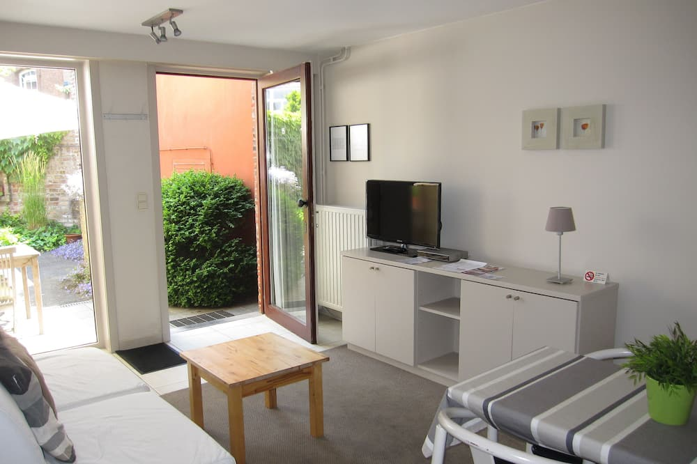 Appartement Standard, 1 chambre, côté jardin - Coin séjour