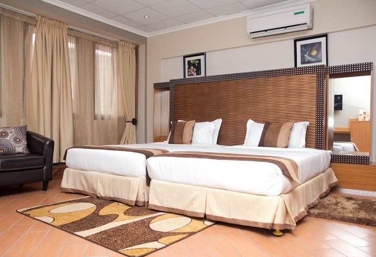 The Amariah Boutique Hotel City Center, Dar es Salaam, Suite, Guest Room