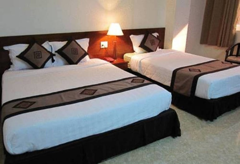 Airport Hotel Mayank Residency, Nuova Delhi, Camera familiare, Camera
