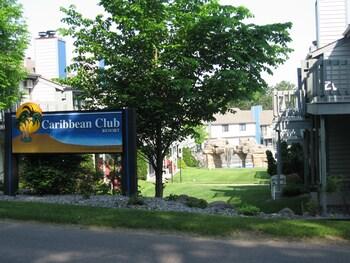 Foto van Caribbean Club Resort in Wisconsin Dells