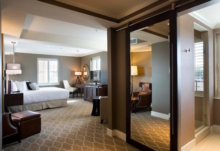 Ambassador Hotel Oklahoma City, Autograph Collection, אוקלהומה סיטי, חדר, מיטת קינג, ללא עישון, פינתי, חדר אורחים