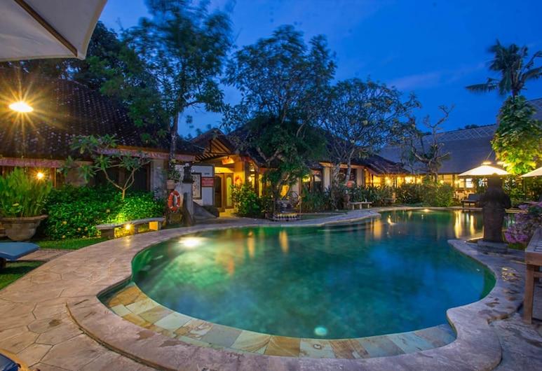 Tamukami Hotel, Denpasar, Natural Pool