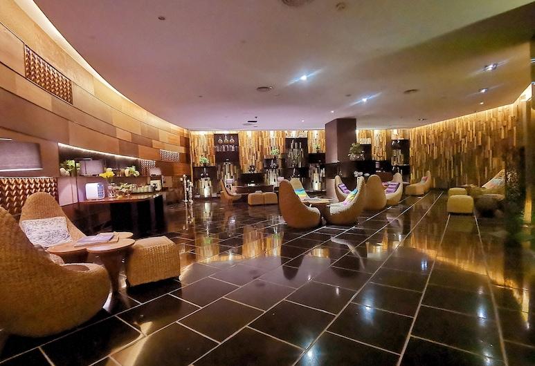 The Mulian Hotel Guangzhou Zhujiang New Town, Canton, Reception