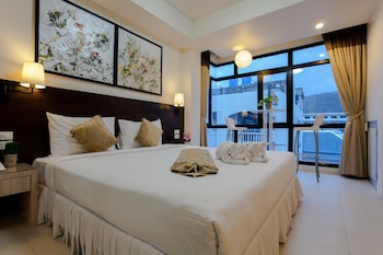 Picture of Amici Miei Hotel in Patong