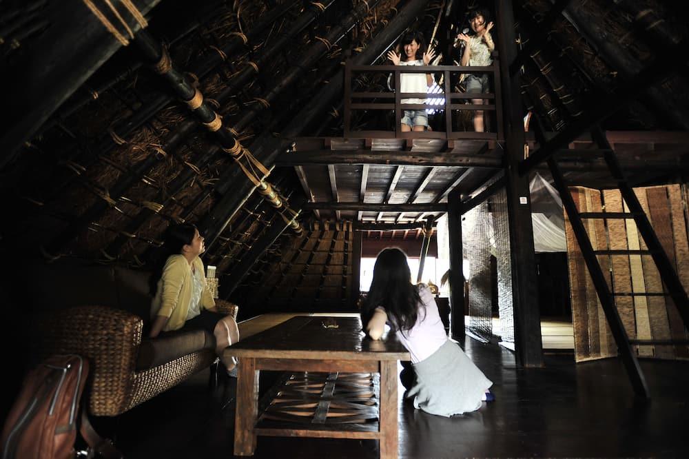 Traditional House (Hanabusa with Continental Breakfast ) - Bilik Rehat