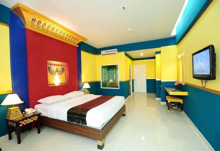 The Egypt Boutique Hotel, Bangkok, Chambre Deluxe, Chambre