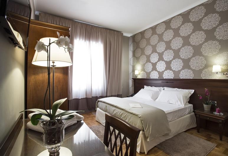 스마트 호텔 갤러리 하우스, 팔레르모, 디럭스 더블룸, 객실