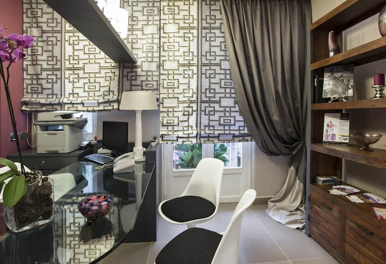 Smart Hotel Gallery House, Palermo, Hall