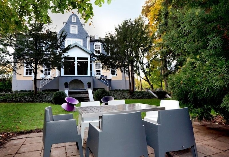 Hotel Park Villa, Wuppertal, Terraza o patio