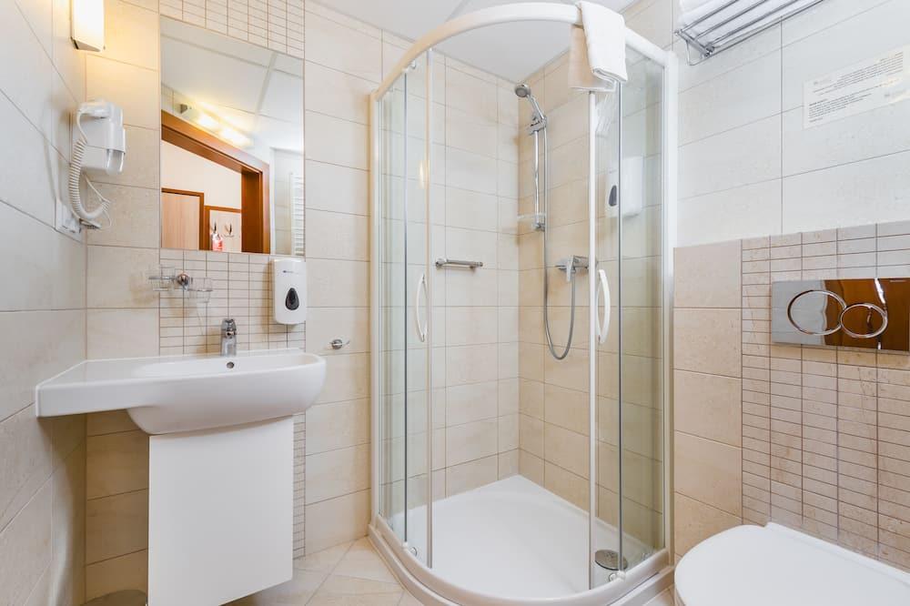 דירת סופריור, חדר שינה אחד - חדר רחצה