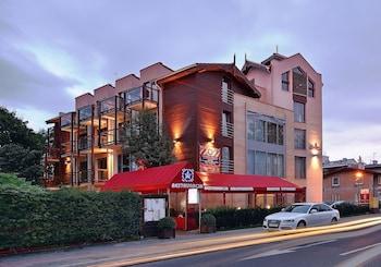 Sopot — zdjęcie hotelu Villa Sentoza