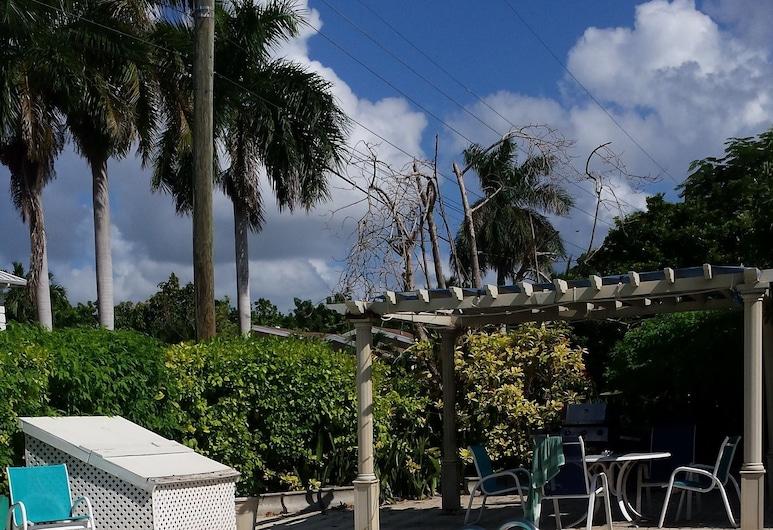 Eldemire's Tropical Island Inn, George Town, Alberca