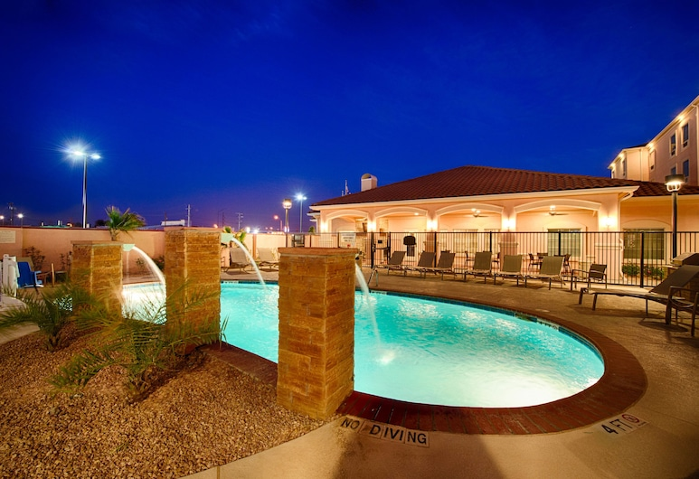 TownePlace Suites El Paso Airport, El Paso, Basen odkryty