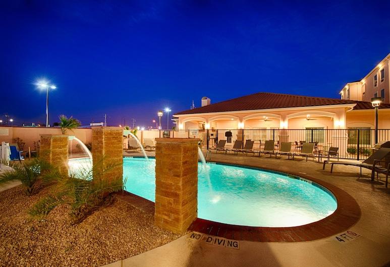 TownePlace Suites El Paso Airport, El Paso, Piscina externa