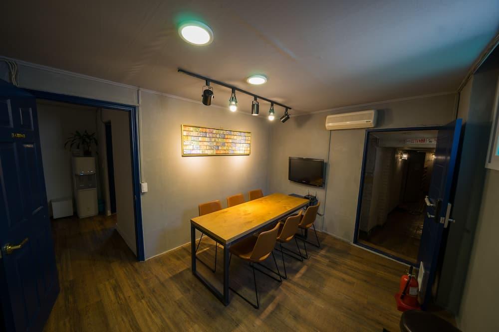 傳統三人房 - 客廳