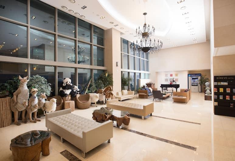 巴雷福酒店, 西歸浦, 大廳休息區
