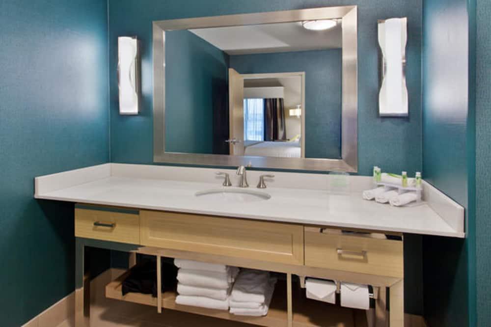 客房, 無障礙, 非吸煙房 (Hearing) - 浴室