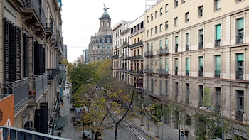 Barcelona — zdjęcie hotelu Paseo de Gracia Bas Apartments Barcelona