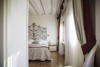 Fotografia do Hotel Antigo Trovatore em Veneza
