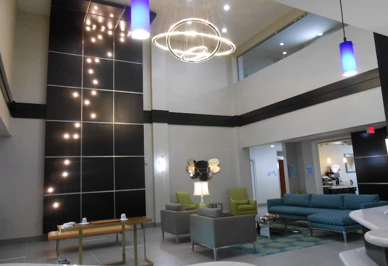 Holiday Inn Express Hotel & Suites Houston NW-Brookhollow, Houston, Aspecto interior del hotel