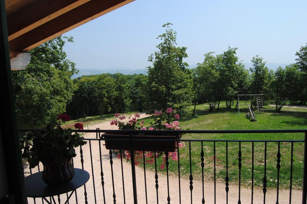 Dvojlôžková izba, balkón, výhľad na hory (n° 3) - Balkón