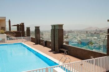 聖地牙哥聖地亞哥 VR 套房酒店的圖片