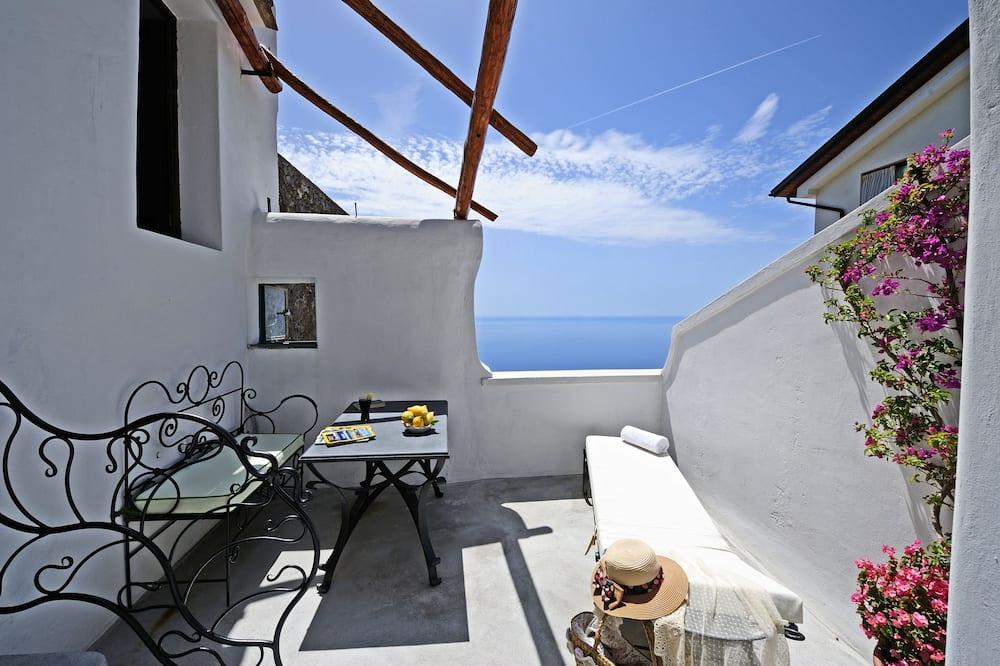 Chambre Double, terrasse, vue mer - Balcon