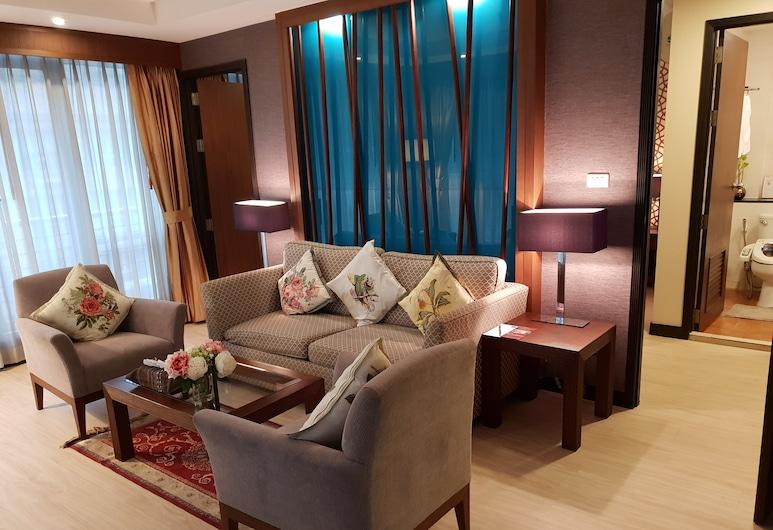 デ アーニ バンコク, バンコク, スイート 1 ベッドルーム, 部屋