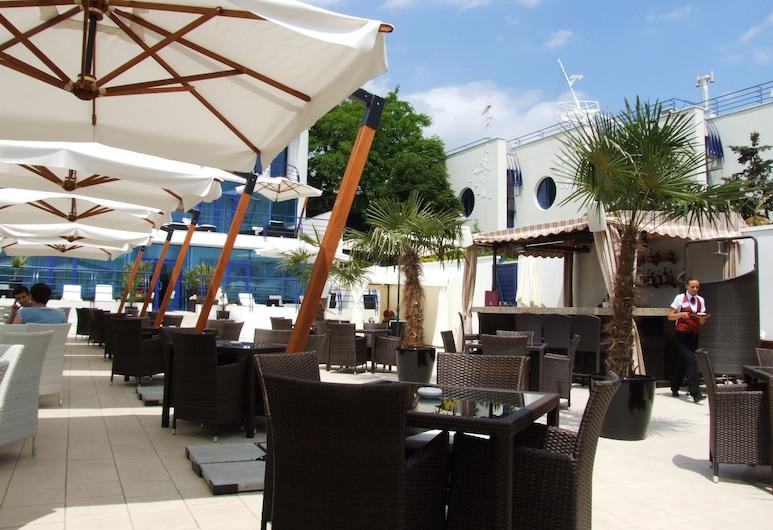 Stella Residence Club, Odessa, Terras