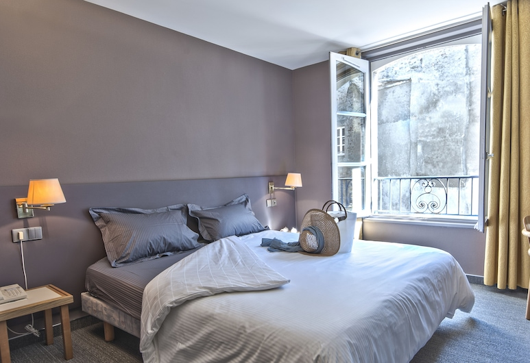 Hôtel de la Cité, Saint-Malo, Chambre Confort Double ou avec lits jumeaux, Chambre