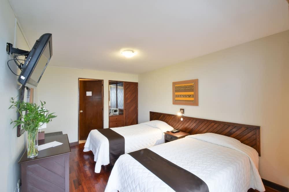 dvivietis kambarys su atskiromis lovomis - Svetainės zona
