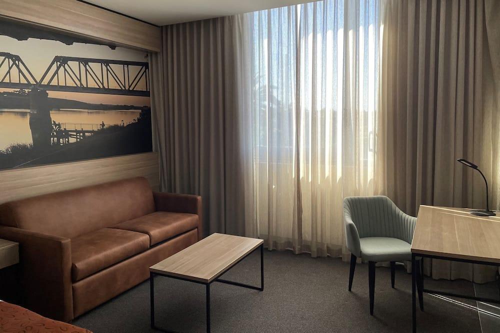 City Suite - Living Area