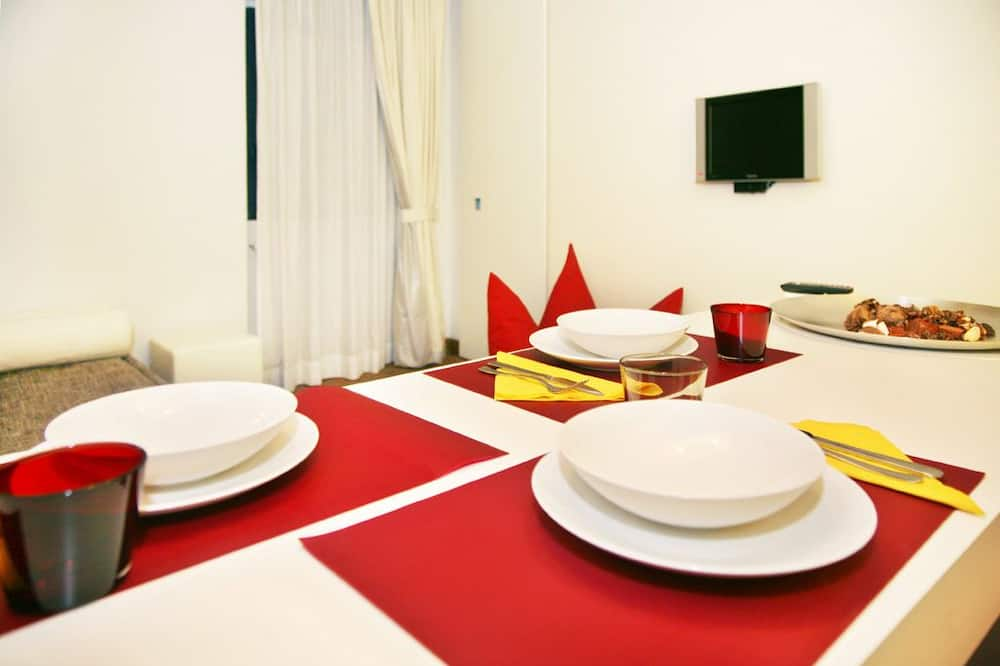 Departamento estándar, 1 habitación - Servicio de comidas en la habitación