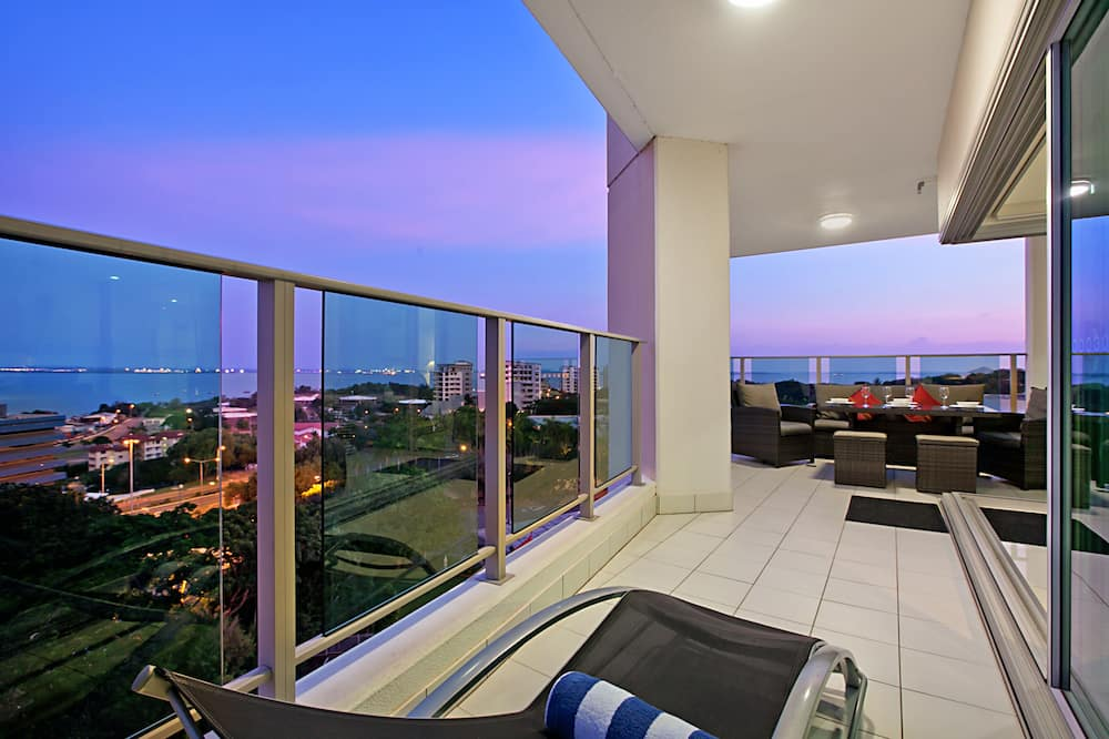 Sands - Balcony
