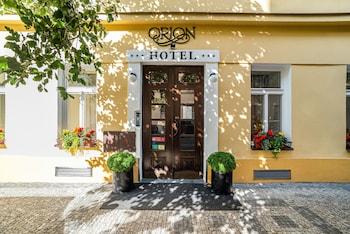 Mynd af Hotel Orion í Prag