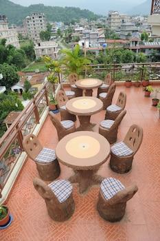 Foto van Hotel Splendid View in Pokhara