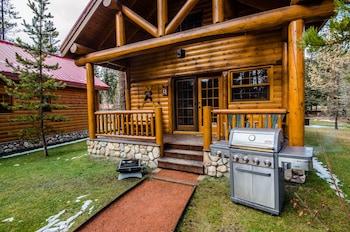 Selline näeb välja Baker Creek Mountain Resort, Lake Louise