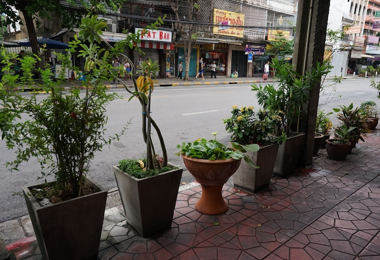 Banglumpoo Place, Μπανγκόκ, Εξωτερικός χώρος ξενοδοχείου