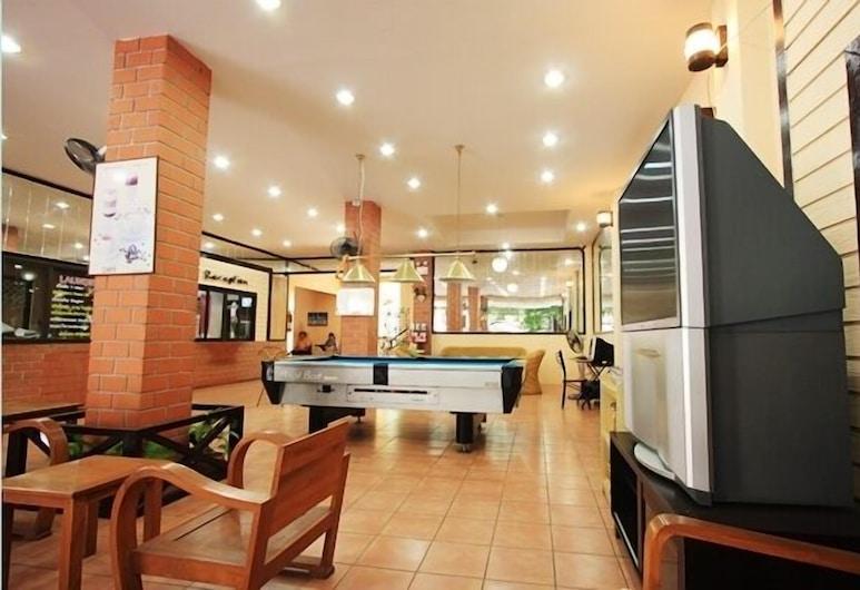 차바 샬레 호텔, Hua Hin, 로비 좌석 공간