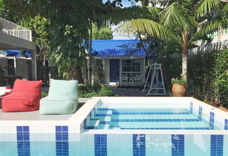 澤雅紥洋房酒店, Hua Hin, 室外泳池