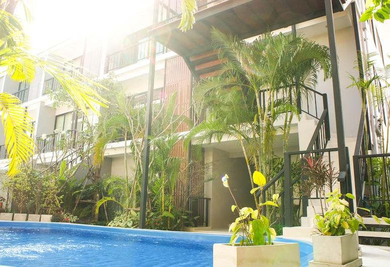 暹芭酒店, Hua Hin, 室外泳池