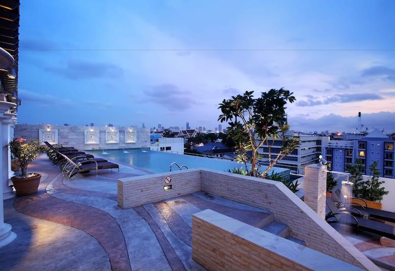チラックス リゾート, バンコク, 屋外プール